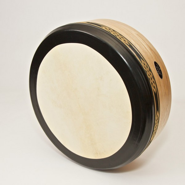Shaw Percussion Bodhran Front