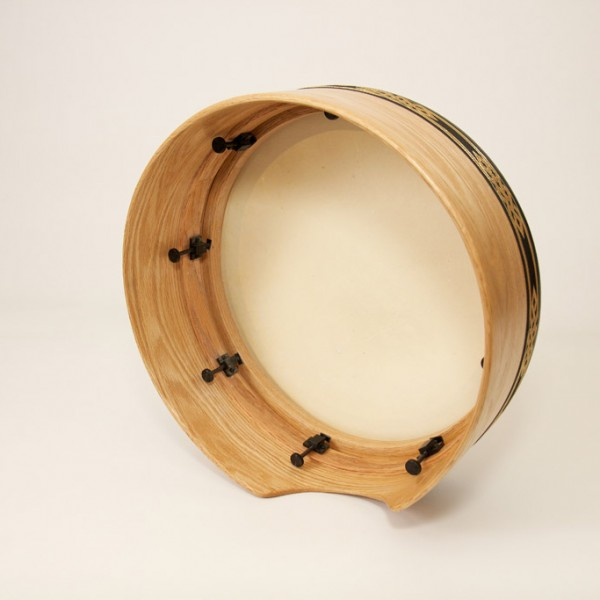 Shaw Percussion Artisan Bodhran_Back