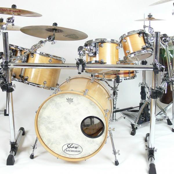 Shaw_Percussion Custom-Drum_Kit_01