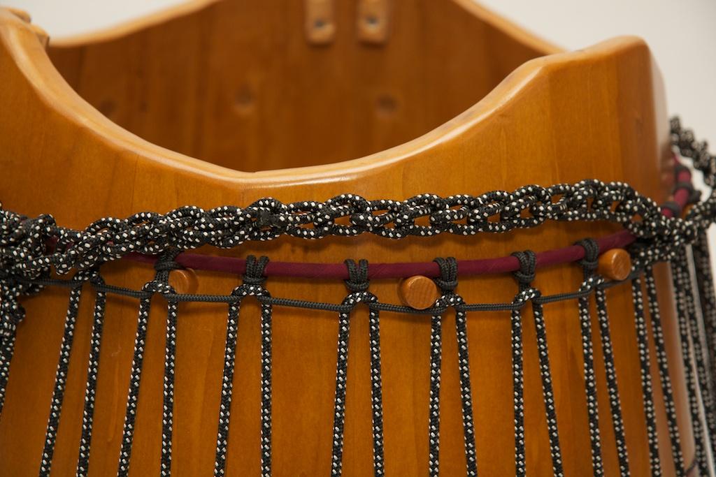 Gathering Drum bottom detail