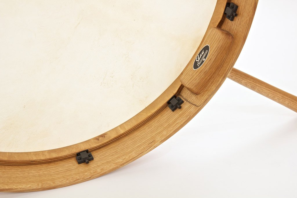 Shaw Percussion Qilaut tuning detail