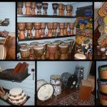 Shaw Percussion Showroom-collage
