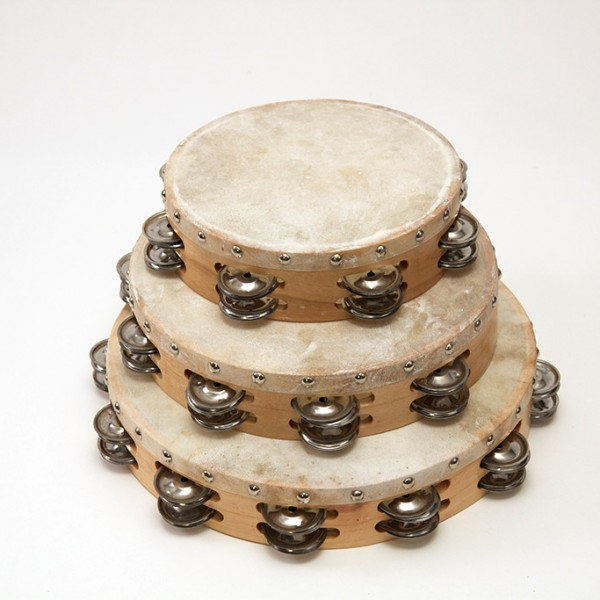 Tambourine - Sizes