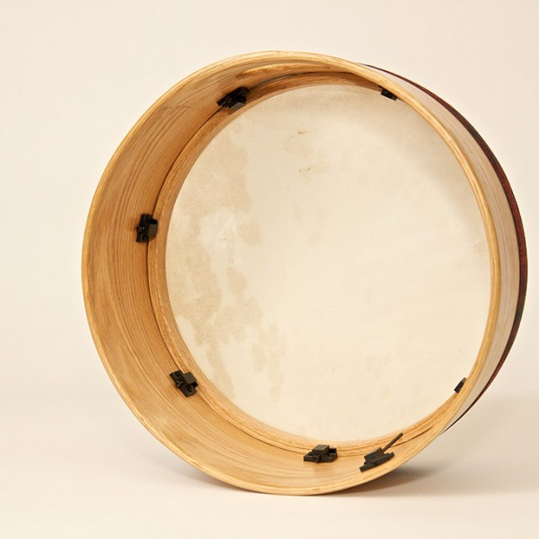 Shaw Percussion Tar Frame drum back detail