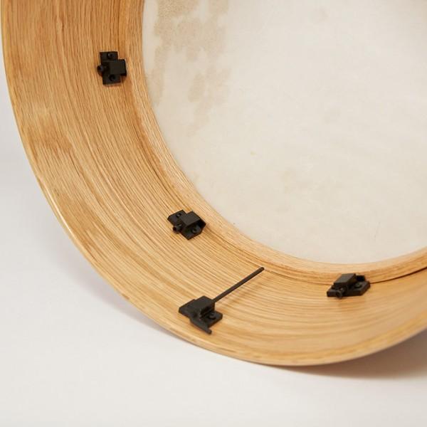 Tar Frame Drum tuning detail