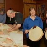 Native Style Hoop Drum Building Workshop