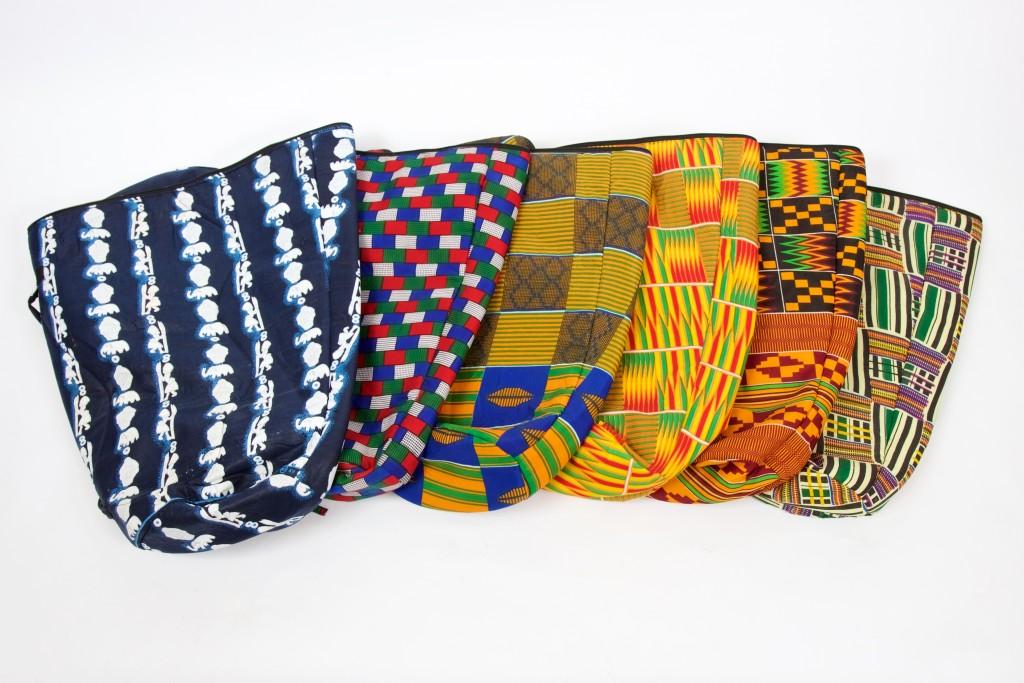 African Drum Bags