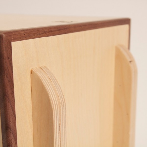 Cajon Rocker Detail
