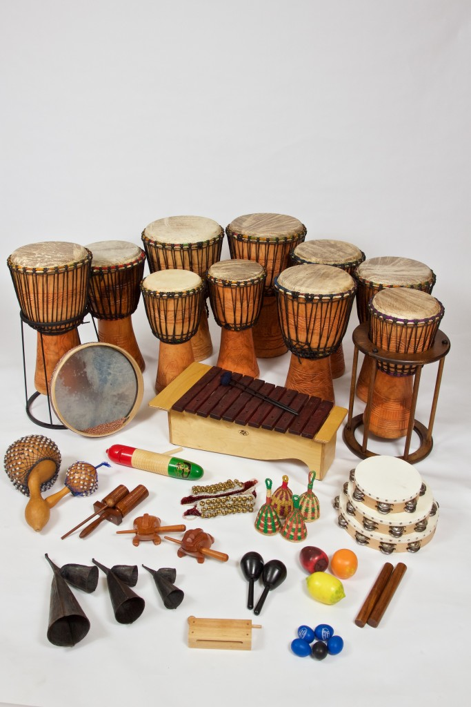Drum and Percussion Package