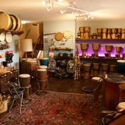 Shaw Percussion Store Interior 1
