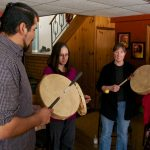 Drum Birthing Workshop 3