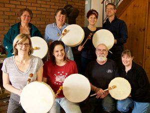 Hoop Drum Workshop Group