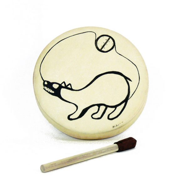 Native-Style-Hoop-Drum-Bear