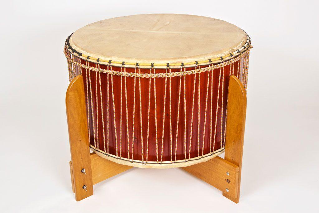 Double-Head-Gathering-Drum
