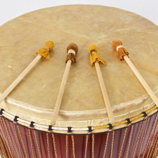 Gathering-Drum-DH--Head-detail