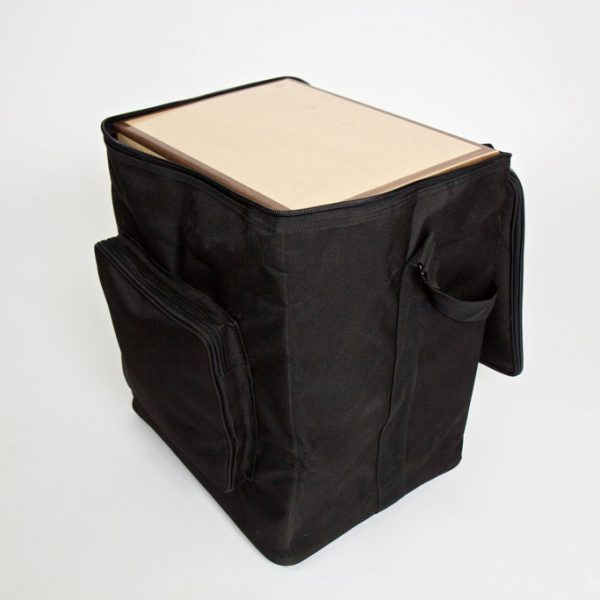 Cajon-bag-open