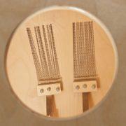 Cajon-snare-detail