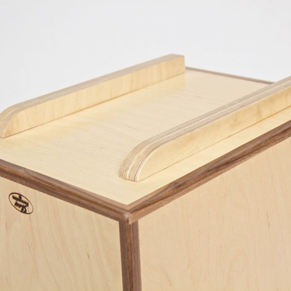Cajon-Walnut-rocker-detail