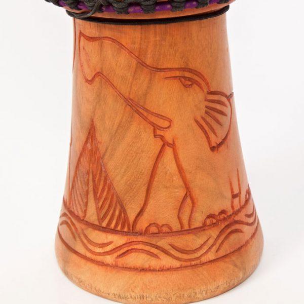medium-ghana-djembe-_elephant-Detail Carving