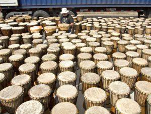 Drum-Shipment