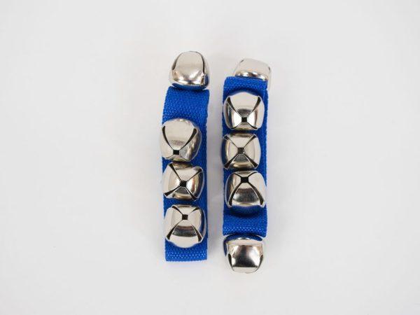Wrist Bells - Blue