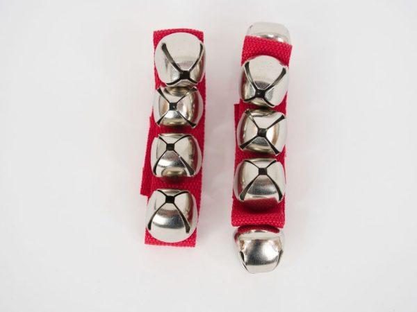 Wrist Bells - Red