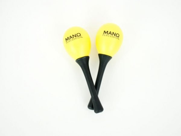 Mini Maracas - Yellow