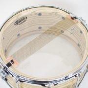 14X6.5 White Ash Snare4