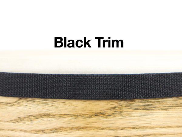 Tar Black Trim