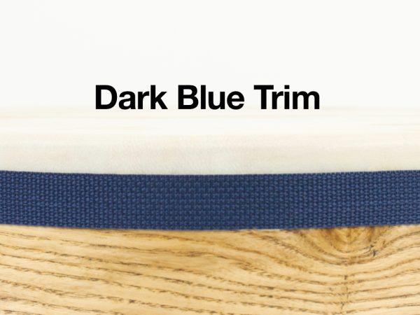 Tar Dark Blue Trim