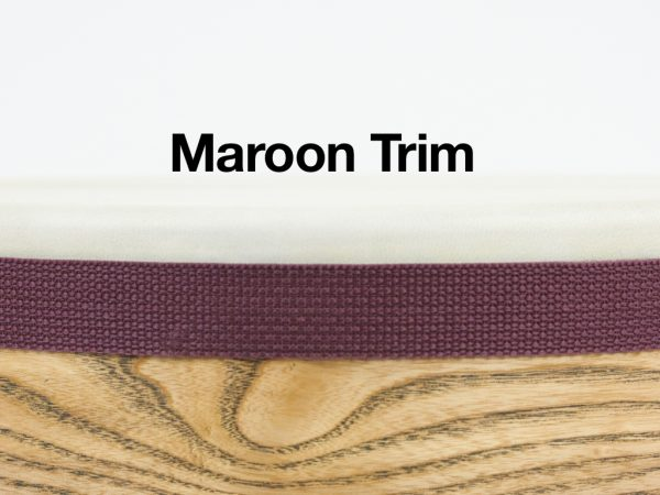 Tar Maroon Trim