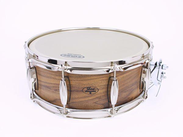 14X5.5 Black Walnut Snare Drum 001