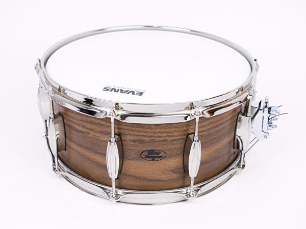 14x6.5 Black Walnut Snare Drum 01